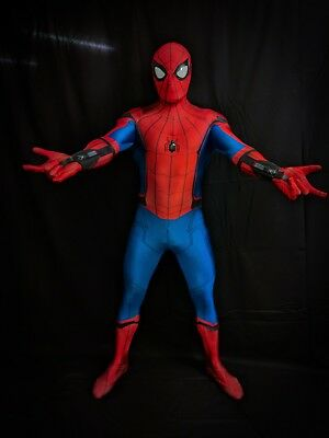 Spiderman Homecoming – Premium Plus Grade Movie Replica Costume Suit 3