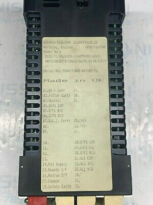 Eurotherm Controls 818 Series Celsius Temperature Controller Programmer  TESTED 2