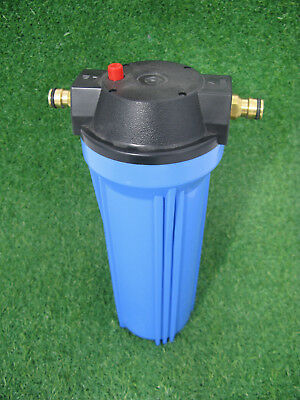 "Caravan Water Filter 10 x 2.5"" 1.0 um Carbon Filter 2"