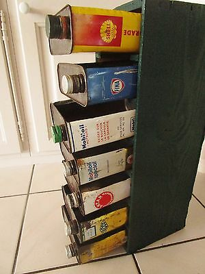 ancien meuble de rangement tiroirs indus tag re cube garage bidons d 39 huiles eur 235 00. Black Bedroom Furniture Sets. Home Design Ideas
