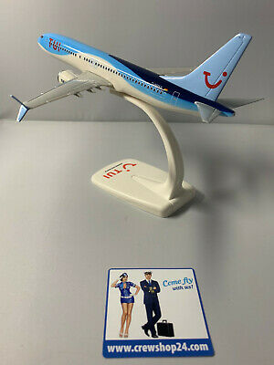 TUIfly Boeing 737 MAX 8 // 1:200 inkl. Standfuß NEU OVP D-AMAX 737-8 MAX 5