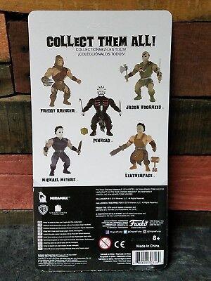 Funko SAVAGE WORLD Freddy Krueger Action Figure Mint on Card