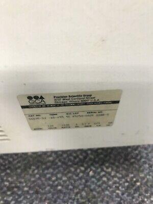 Tegal 901e 903e Circulating System Precision Scientific Chiller AWD-D-2-10-013 5