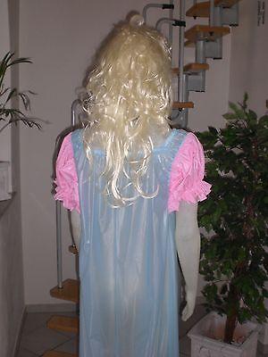 Neu Ultra Soft Pvc Nachthemd Pyjama Kleid Nightdress  L-Xl  3Xl-4Xl 8