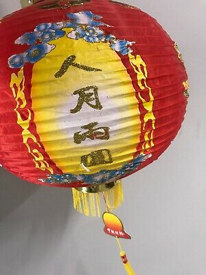 Authentic Chinese Lantern 7