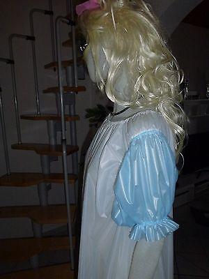 Neu Ultra Soft Pvc Nachthemd Pyjama Kleid Nightdress  L-Xxl  3Xl-4Xl 6