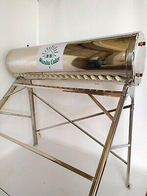 Pannello Solare Termico inox 18/10 150 Lt circolazione naturale 3