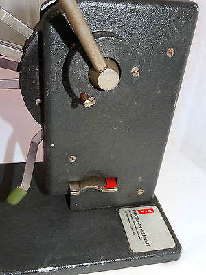 Altes R+R Kodiergerät Ringelhan Rennett Oberhausen Apotheker Geräte CodierGerät 4