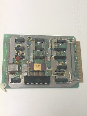 MOSTEK MDX-MATH  Board 450-00509-00 Used. 2