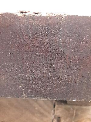 RECLAIMED Mohogany Railcar RUSTIC SOLID wood barn lumber old growth quarter sawn 12