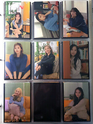 TWICE - Twice University - Official Photocards 2