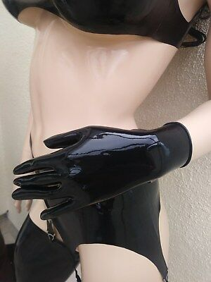 LATEXVERTRIEB - Latex Handschuhe kurz - wrist gloves 2