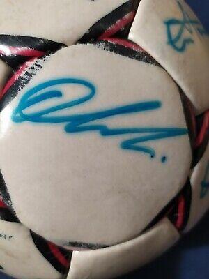 Pallone originale AC MILAN Select 1989/90 AUTOGRAFATO! 11
