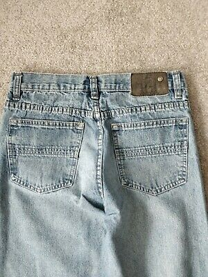 Giogio Boys Blue Straight Casual Jeans 11-12 Years 5