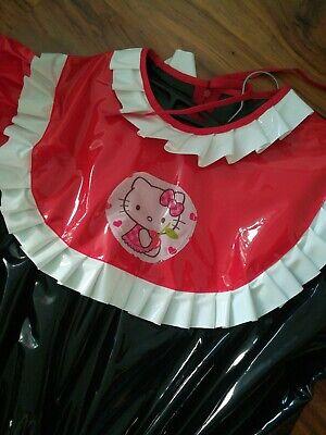 Adult Baby Schlafsack HOCHGLANZ LACK PLASTIK PVC GUMMI STRAFSACK SLEEPINGBAG 5