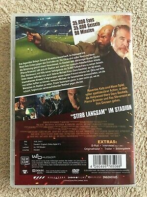 Final Score - DVD - Pierce Brosnan 2