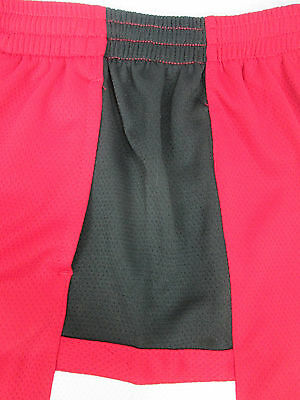 56c3a920d7b1 4 of 8 NWT Nike Youth Boy s Air Jordan Jumpman Bankroll Basketball Shorts  Red M L XL
