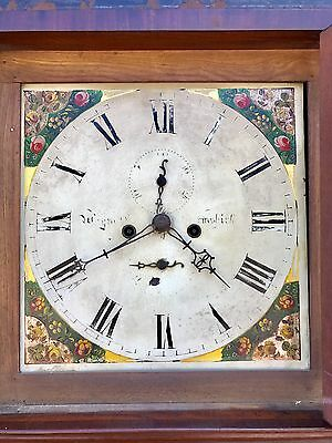Mahogany Wignall Of Ormskirk 8 Day Grandfather Clock 3