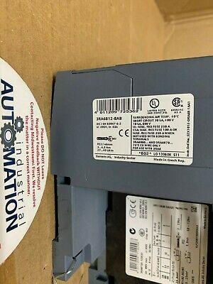 Siemens Mix Lot Of 6 (3X) 3Ra6120-1Db33| 3Ra6812-8Ab | 3Ra6822-0Ab | 3Ra6830-5Ac 5