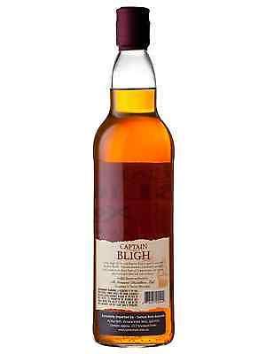 Captain Bligh XO Special Reserve Rum 750mL bottle Dark Rum 2