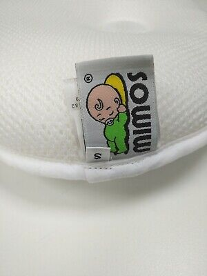 Mimos S-SIZE Baby Pillow Flat Head Air Flow (1-10 months) 36 and 46cm Before XL 3