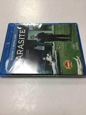 Parasite 2020 Blu Ray + Digital HD BRAND NEW!! SHIPS FAST!!! 3