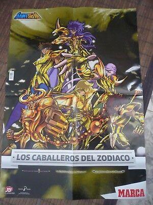 Lote 31 Dvd Los Caballeros Del Zodiaco+Poster,Infierno,Santuario,Eliseos (Nuevo) 11
