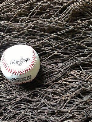 20ft x 15ft Baseball/Softball/Soccer Sporting Net, USED Commercial Fishing Gear 4