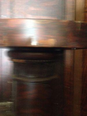 Antique Oak Fireplace Mantle M 20 2