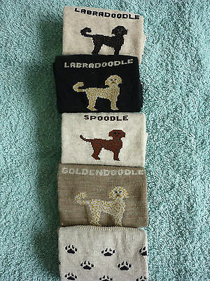 I Love HOUNDS Socks Beagle Bassett Bloodhound Greyhound Dachshund Wolfhound Elk 7