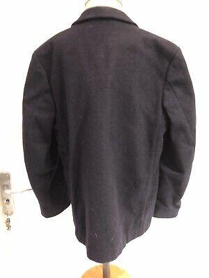Vintage Wool School Blazer Navy Age 6/8 2