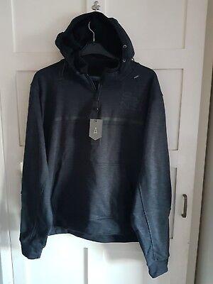 AARHON  Apparel Unisex MENS /& WOMENS  Flex Fleece Pullover Hoody5063