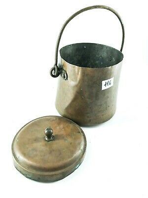Olla Original con Tapa E Mango de Usar como Muebles Casa Cocina Estantes Estilo 2