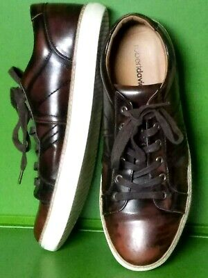 ZASEL BOBBY Black Lace Up Ups Dressy Work Men/'s Men Synthetic Leather Shoes