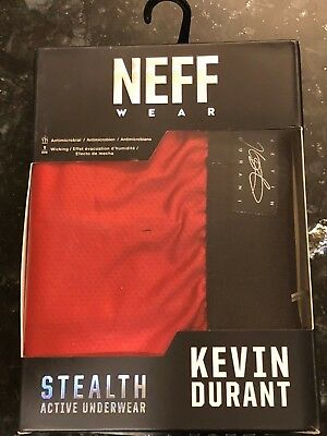 Neff Kevin Durant Sunset Speckle Native Stealth Active Boxer Briefs S M L XL NEW 5
