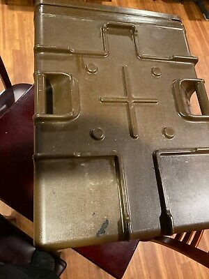 Cambro UPCS 400 Front Load Insulated Food Pan Carrier 5