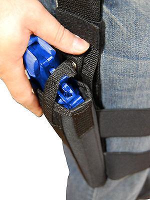 "NEW Barsony Tactical Leg Holster for 6/"" Llama Freedom .38 .57 .41 .44 Revolvers"