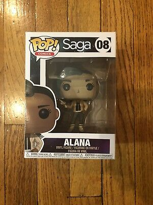 Funko Pop! Lot Saga The Will(x2), Alana, Marko, And Izabel Hot Topic Exclusive 4