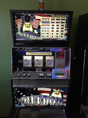Freedom Slot Redemption Game 5