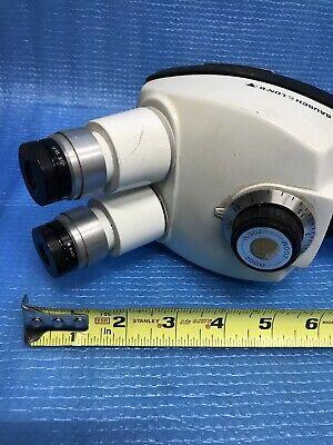 Bausch&Lomb Microscope W/ StereoZoom 4 Zoom 200M  0.7x - 3x ID-AWW-7-2-2-002 8