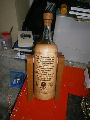 Flasche Debowa Bodka Schaukel