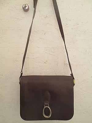 cd0485b007 AUTHENTIQUE SAC À main POURCHET cuir TBEG vintage bag - EUR 75,00 ...