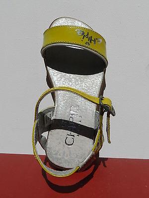 Chipie Crivelle Chaussures Fille 28 Sandales Mules Clogs Sabots Tongs nu pieds 3