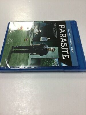 Parasite 2020 Blu Ray + Digital HD BRAND NEW!! SHIPS FAST!!! 2