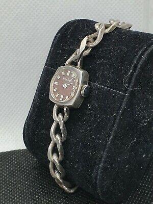 Montre ancienne pour femme Constant Beuchat en argent mécanique RefN830   eBay
