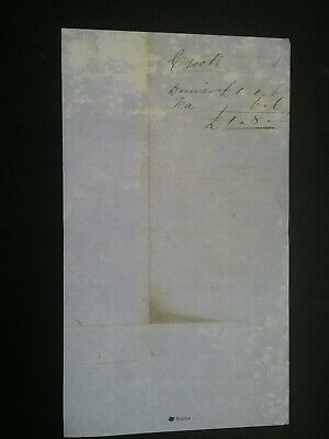 Victorian Invoice For Goods ******(See Description For Details)****** 2