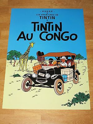 22 Tintin Poster Set - Tintin & Struppi Posters Together New Mint Top Rar 2 • CAD $117.99