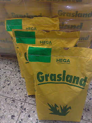 10kg Grasland Weidemischung ohne Klee Wiese  Samen Weide Dauerweide Mähwiese