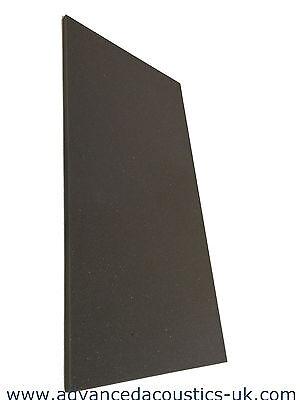 Advanced Acoustics 1 Class 0 Studio Foam 2ft by 4ft Panel Acoustic Treatment