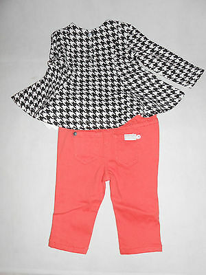 New 7 for all mankind Girl's 2pc set 3-6months 4